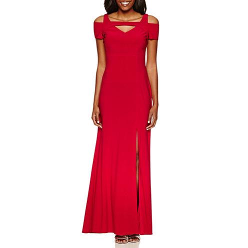 R & M Richards Evening Gown