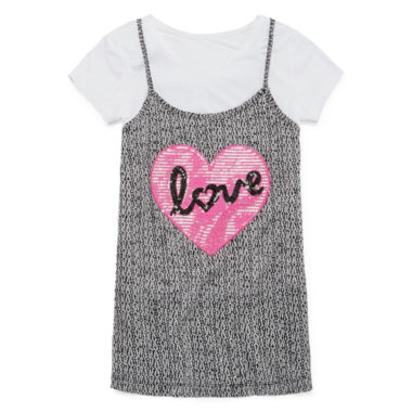 jcpenney.com | Total Girl Slip Top - Big Kid