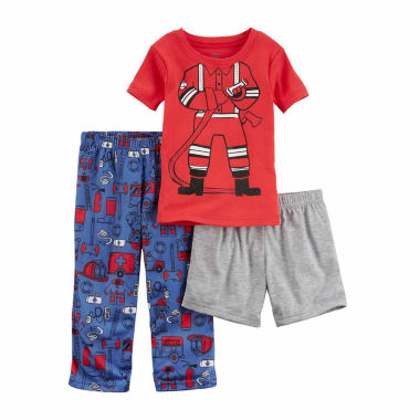jcpenney.com | Carter's Boys 3pc PJ Set
