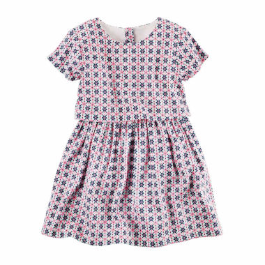 jcpenney.com | Carter's Girls Pattern Dress