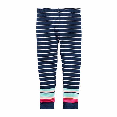 Carter's Solid Leggings - Toddler Girls