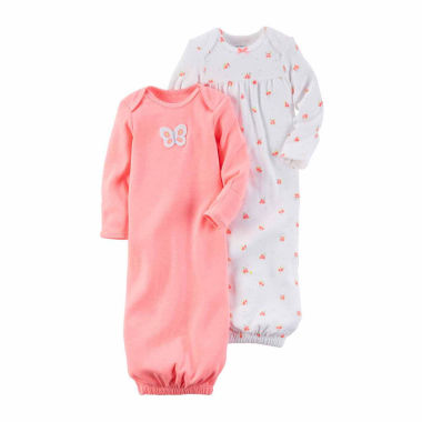 jcpenney.com | Carter's Girls 2-pc. Pink Layette Set