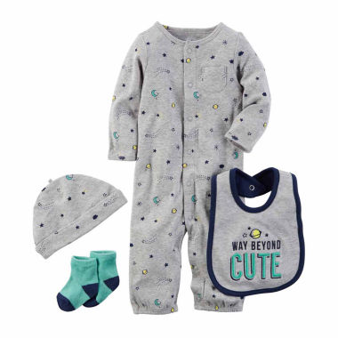 jcpenney.com | Carter's 4-pc. Layette Set-Baby Boys