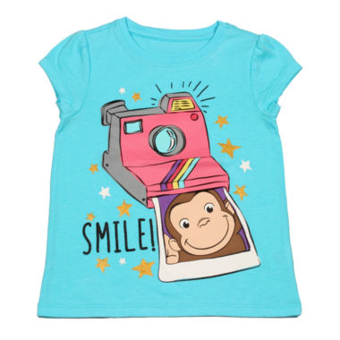 jcpenney.com | Short Sleeve T-Shirt-Toddler Girls
