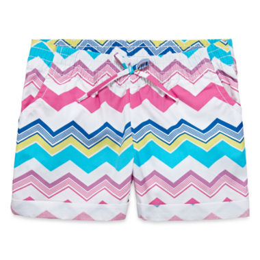 jcpenney.com | Okie Dokie Girls Pull-On Shorts
