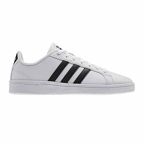 adidas® Advantage 3 Stripe Womens Athletic Shoes