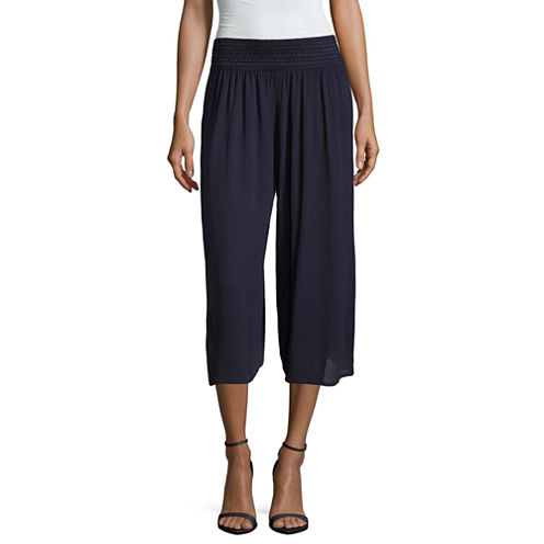 by&by Cropped Pants-Juniors