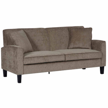 jcpenney.com | Home Meridian Fabric Track-Arm Sofa