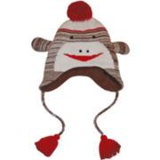 MUK LUKS® Monkey Hat - 12m-24m