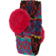 MUK LUKS® Fairisle Headband Ear Muffs - Girls One Size