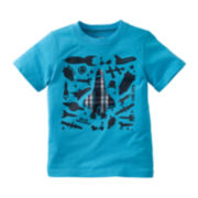 Carter's® Rocket Ships Graphic Tee - Boys 6m-24m