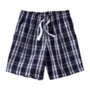 Carter's® Plaid Shorts - Boys 6m-24m