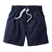 Carter's® Navy Shorts - Boys 6m-24m