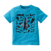 Carter's® Rocket Ships Graphic Tee - Boys 2t-4t