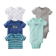 Carter's® 5-pk. Bodysuits - Boys newborn-24m