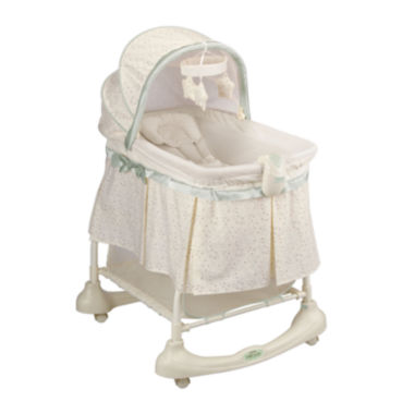jcpenney.com | Kolcraft® Cuddle 'n Care® 2-in-1 Bassinet & Incline Sleeper