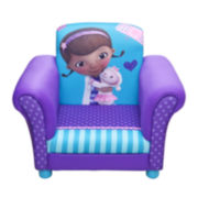 Delta Children's Products™ Doc McStuffins Upholstered Chair