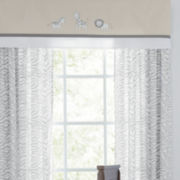 Wendy Bellissimo™ Little Safari Curtain Panel - Gray