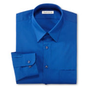 Van Heusen® Poplin No-Iron Dress Shirt