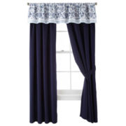 Liz Claiborne® Eden 2-Pack Curtain Panels