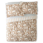 Crestwood Paisley Complete Bedding Set with Sheets