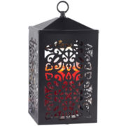 Scroll Lantern Candle Warmer
