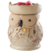 Candle Warmers™ Owl Illumination Fragrance Warmer