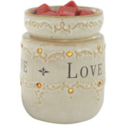 Candle Warmers™ Live, Laugh, Love Illumination Fragrance Warmer