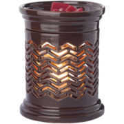 Candle Warmers™ Chevron Illumination Fragrance Warmer