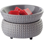 Slate Candle Warmer and Dish
