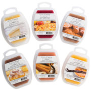Candle Warmers™ Set of 6 Wax Melts – Baking Scents