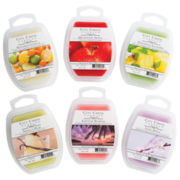 Candle Warmers™ Set of 6 Wax Melts – Fruit Scents