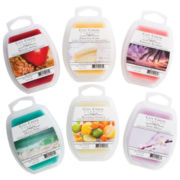 Candle Warmers™ Set of 6 Wax Melts – Assorted Scents