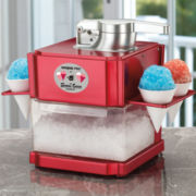 Waring® Countertop Snow Cone Maker + $10 Printable Mail-In Rebate
