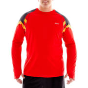 ASICS® Jolt Long–Sleeve Tee–Big & Tall