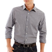 Claiborne® Slim-Fit Button-Down Shirt