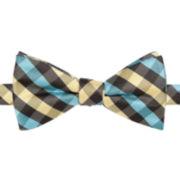 Stafford® Martel Buffalo Pre-Tied Bow Tie