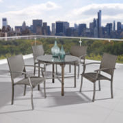 Urban Outdoor 5-pc. Dining Set