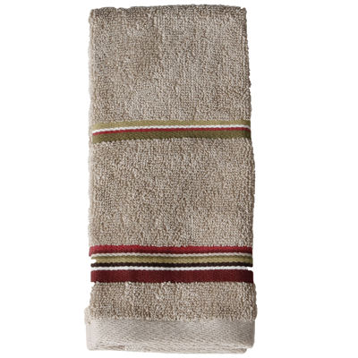 Madison Stripe Fingertip Towel
