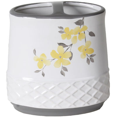 Spring Garden Toothbrush Holder