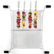 Ronco® Ready™ Grill All-Purpose Basket with Kabob Rods