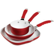 Bella™ 3-pc. Aluminum Cookware Set