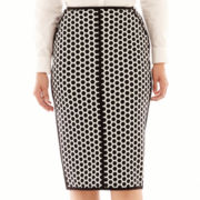 Worthington® Tipped Pencil Skirt