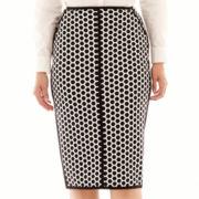 Worthington® Tipped Pencil Skirt