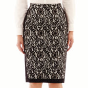 Worthington® High-Waist Pencil Skirt