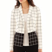 Worthington® Blocked Jacket