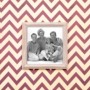 "Square Chevron 5x5"" Picture Frame"