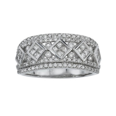 jcpenney.com | LIMITED QUANTITIES 1 1/4 CT. T.W. Diamond 14K White Gold Ring