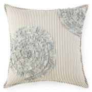 "Home Expressions™ Isabel 18"" Square Decorative Pillow"