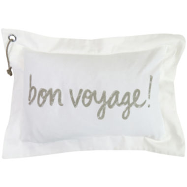 jcpenney.com | Park B. Smith® Bon Voyage Flange Decorative Pillow